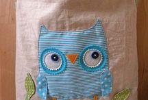 Owl handbag