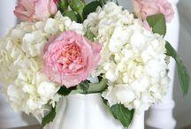Wedding table displays
