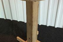 Móveis com Madeira Reciclada / Alguns dos móveis, que podemos fabricar com madeiras de paletes reciclados. http://www.lojadocaixote.com.br/ - Whatsapp (11) 9-8444-5576