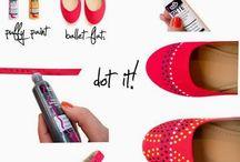 Shoe DIYs
