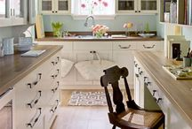 kitchen and dining rooms / by Mollie Firkins