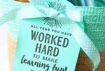 Teachers gifting