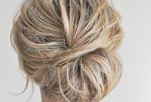 Bridesmaid hair / by Mary Fitzpatrick