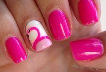 Holiday nails for nan