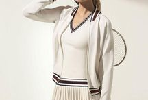 Career Casual Attire - Women / Whether attending a weekend retreat, golfing, or strategizing over brunch, these looks are perfect for less-than-formal business events.