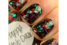 nail obsession / by Jocelyn Pena