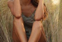 Model poses / Voorbeeld foto's en inspiratie voor model shoots