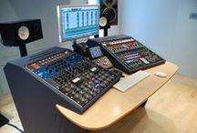 Mastering studios