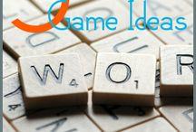 Vocabulary Games & Printables