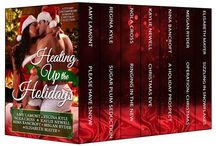 Sugar Plum Seduction / Inspiration for characters and scenes in Sugar Plum Seduction, Christmas novella in the Heating Up The Holidays collection