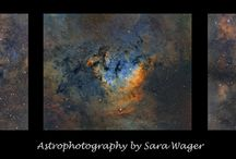 Astronomy / Astronomy images of nebulas and deep sky photographs.