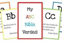 Bible Resources for Kids / Activities and learning ideas to teach kids the Bible