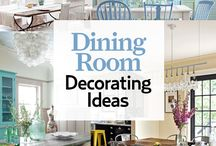 Dining Room Inspiration / by Forever and a Recipe