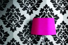 Damask Wallpaper / Damask wallpaper is a very traditional in design. Today's modern damasks are contemporary and stylish while still keeping that classic damask style. http://www.wowwallpaperhanging.com.au/damask-wallpaper/