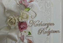 ZAPROSZENIA I PODZIĘKOWANIA DLA RODZICÓW moje-ozdoby.blogspot.com