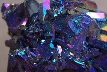 Gemstones, crystals, minerals and earthly treasures