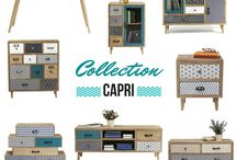 MUST-HAVE 2016 : Collection Capri / Quand le style #vintage et le style #nordique se rencontrent ... Cela donne naissance à la collection #Capri !   http://goo.gl/ZLS3Gn  #Kare #KareDesign #KareFrance #JOYOFLIVING