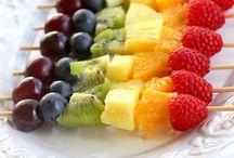 Recipes: Fruits & Veggies / by Ri Ri
