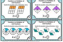 5th Grade Math Fractions