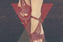 Farger sko