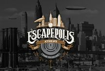escapepolis / Inteligent Escape rooms
