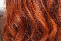 French Hair Colour