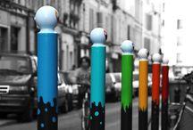 Archi, Art & Streetart