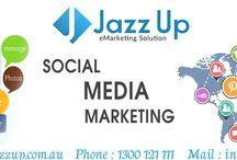 Jazz Up Social Media Marketing Expert