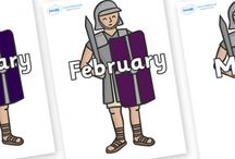 The Romans / Resources for your topic the Romans / by twinkl Primary Teaching Resources