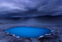 Cool Blue / by Renee' Freidin