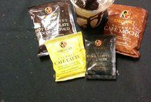 My creative Drinks..... Coffee, teas, Frappuccinos ...