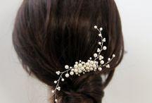 Wedding jewellery accessories
