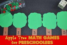 Preschool September / by Stephanie Devey
