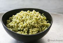 Rice dishes / by Shirley Meaglia
