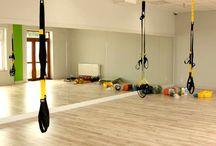 AreYouReady Klub Fitness / W zdrowym ciele, zdrowy duch.