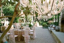 ❀❀ Garden Party... a little bit of grown-up whimsy and a touch of romance. ❀❀ / by Kammy Jaggers