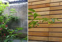 Bauen im Garten / Pflaster, Tore, Zäune, Hochbeet ...