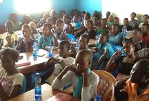 Girls' Educational Camps / Educational camps accomodating up to 60 girls ages 11-15 to teach them about FGM/C, child marriage, teen pregnancy, HIV/AIDS, the female sexual reproduction system, rape, self-esteem, avoiding gender-based violence, general health and sanitation.