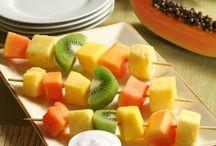 owoce / sałatki,przekąski