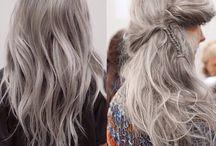 Волосы/цвет/укладки