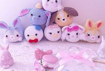Crochet Tsum Tsums