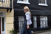 Street Style / Casually stylish people