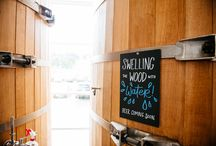 The Splinter Cellar / Take a look at our wood-aging dream space