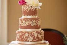 Wedding Cakes / by Cynthia Alexander, PBC, CGWP