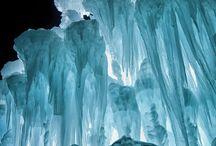Amazing Photos ♥ Fire & Ice / Amazing Photos of Fire & Ice