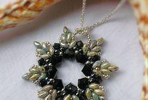 Jewelry: Bead Weave Superduos