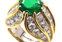 Emerald Rings- A Tribute to my debut novel- The Emerald Ring