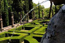 Renaissance tuinen