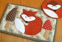 Mug rugs / by Nicole MacDougall