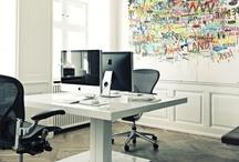 Favorite Work Spaces